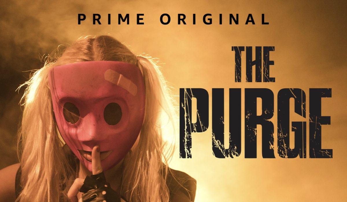 Purge Amazon Serie