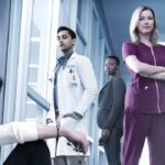 The Resident su Rai Premium. Credits Rai e FOX TV Studios