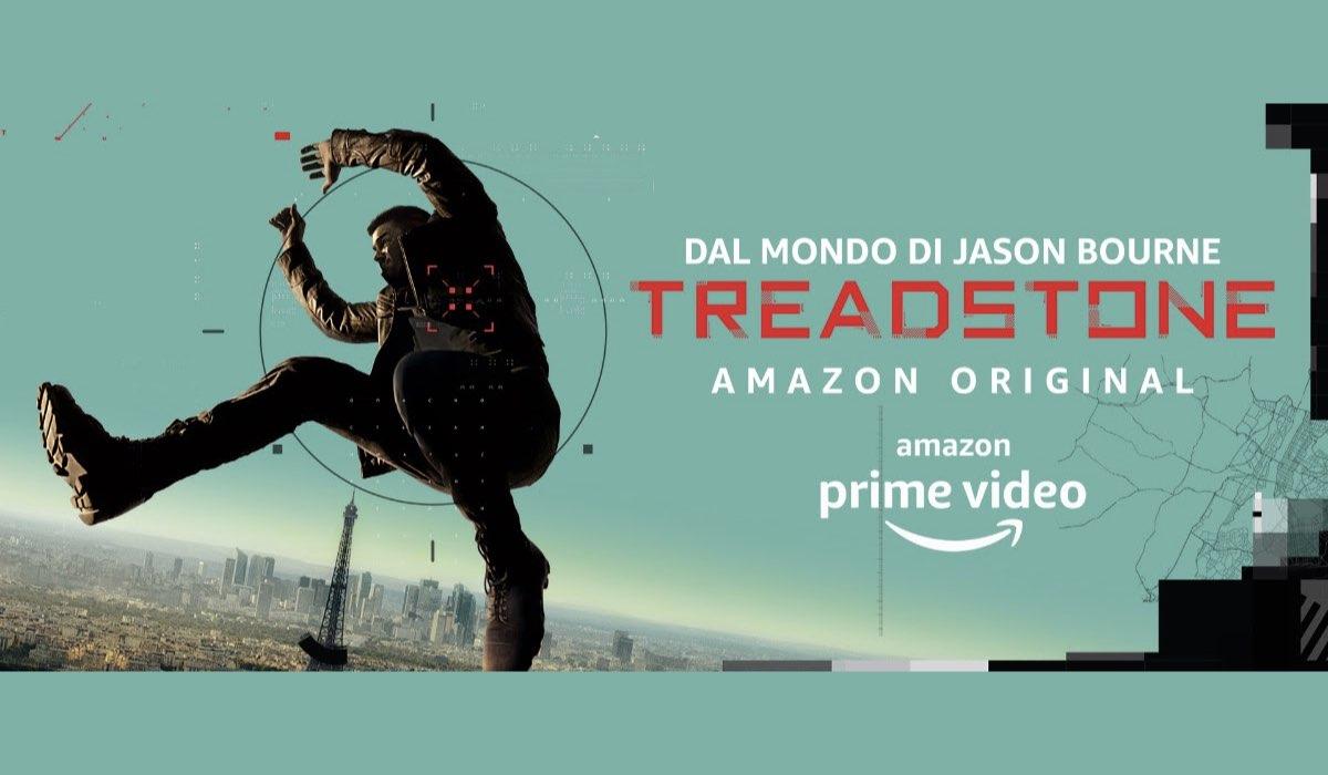Treadstone serie tv Credits Amazon Prime Video