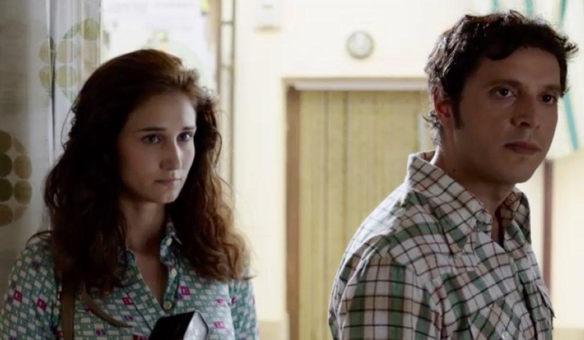 Una scena di Felicia Impastato per la regia di Gianfranco Albano Credits RAI