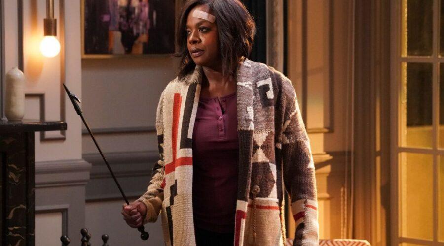 Viola Davis ne Le Regole del delitto perfetto Credits FOX Italia