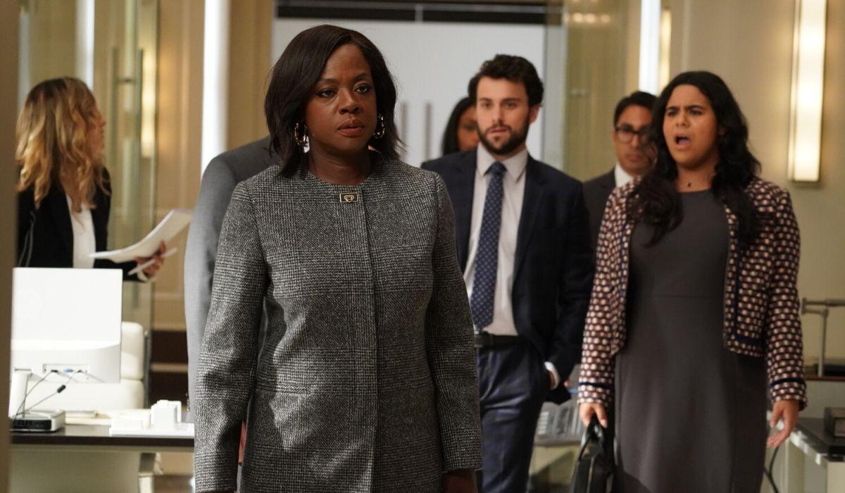 Viola Davis ne Le Regole del delitto perfetto stagione 6, Credits FOX Italia