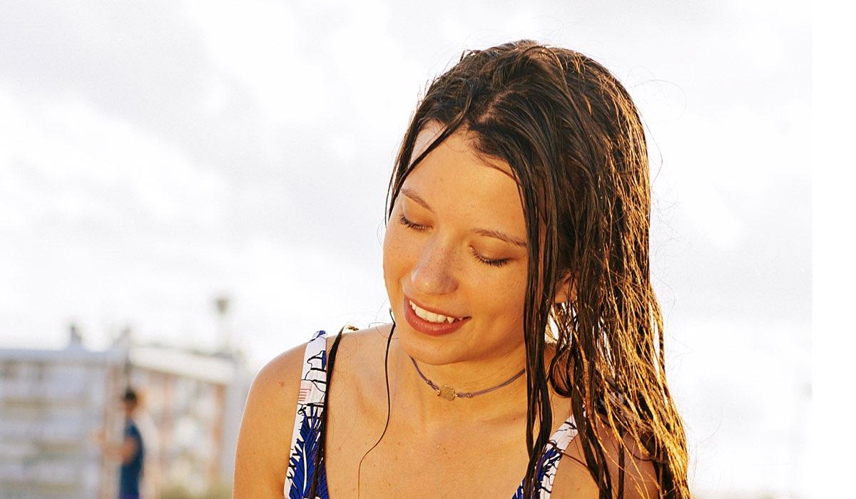 Amparo Pinero Guiraro (Lola) In Summertime 2. Credits: Netflix