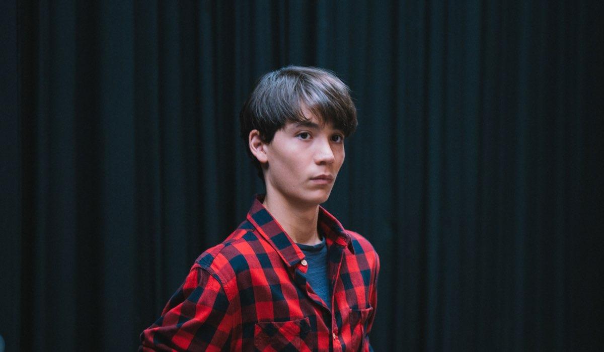 Francesco Tozzi (Rosario) Ne La Compagnia Del Cigno 2 Credits: Sara Petraglia