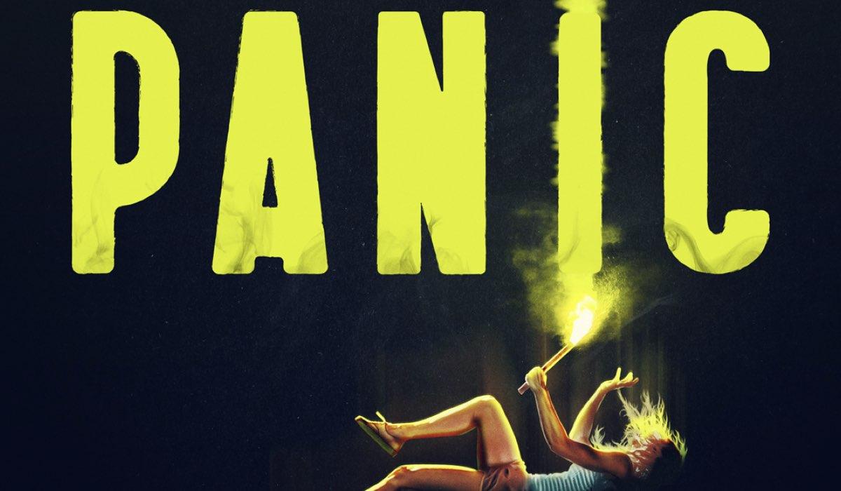 Poster di Panic. Credits: Amazon Prime Video.