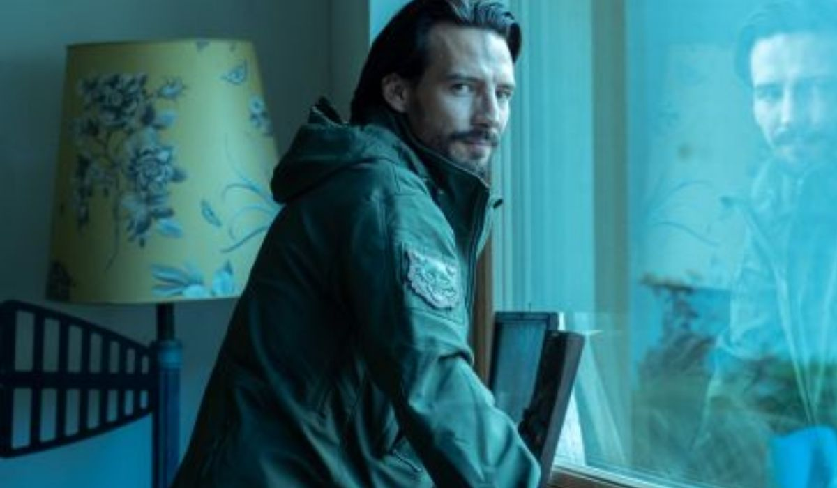 Alessandro Tedeschi è Albert Asper in Curon serie tv Credits Netflix