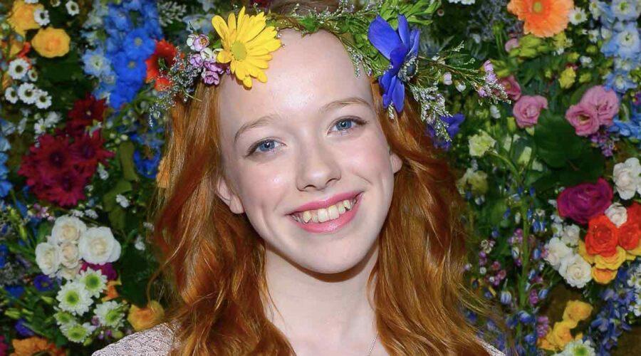 Amybeth McNulty CBC World Premiere VIP Credits foto di GP Images e Getty Images