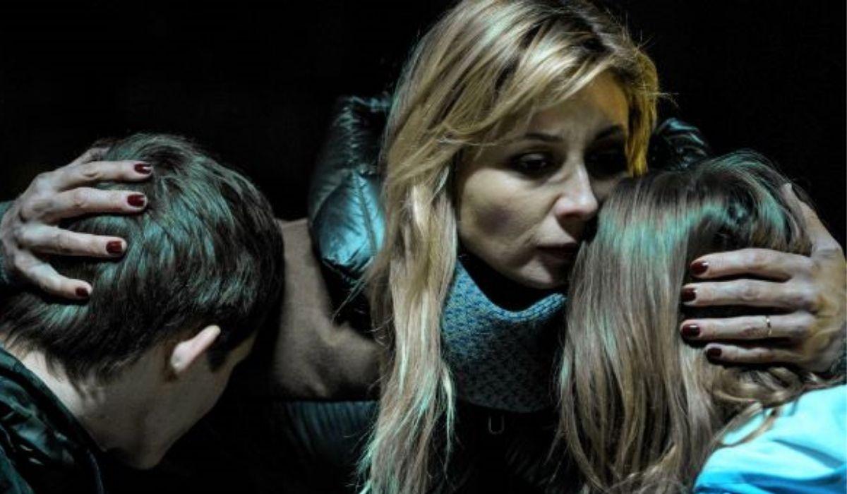 Anna Ferzetti è Klara Asper in Curon serie tv Credits Netflix