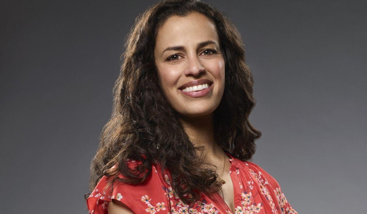 Athena Karkanis è Grace Stone in Manifest prima stagione Credits Warner e Mediaset