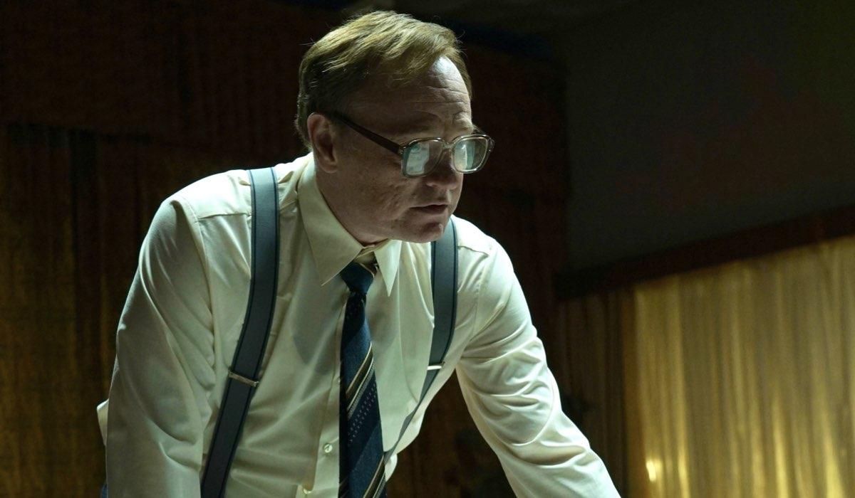 CHERNOBYL Jared Harris interpreta Valery Legasov Credits Liam Daniel, HBO e SKY