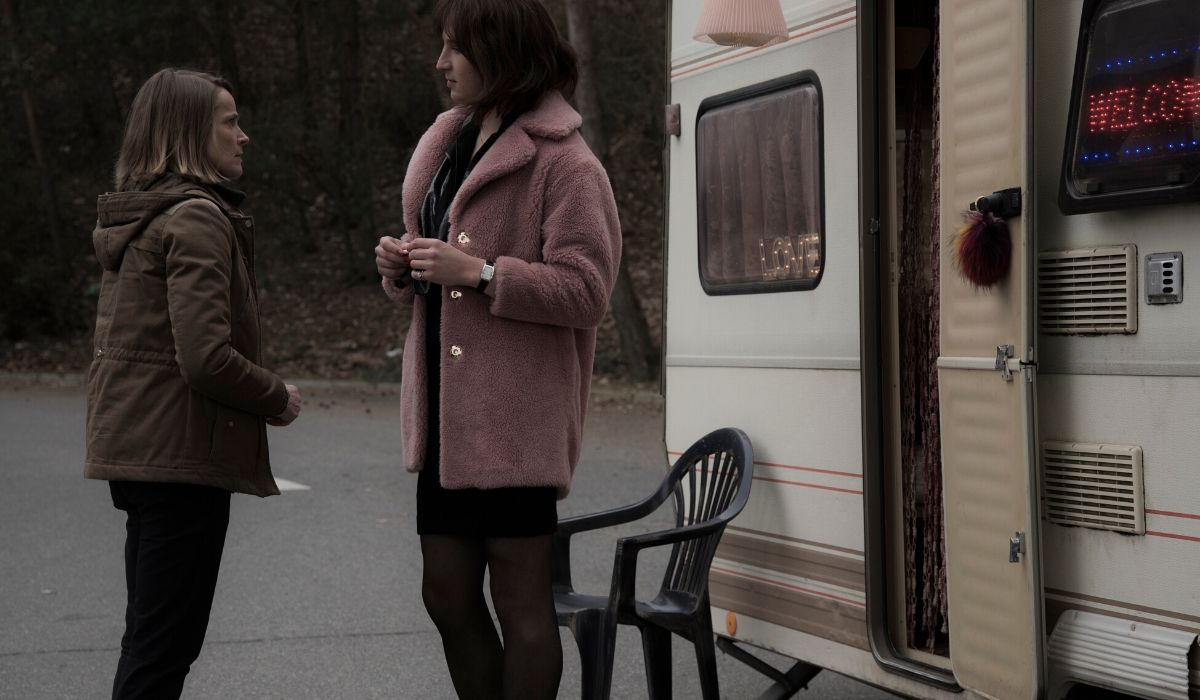 Charlotte e Benni in Dark 1 stagione, Credits Stefan Erhard e Netflix