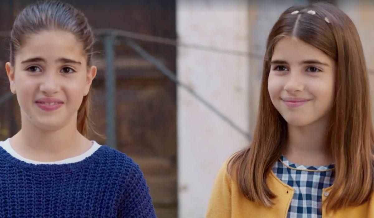 Che Dio ci aiuti 5 Matilde e Margherita Manfredi sono le due gemelle Daniela e Silvia Credits RAI