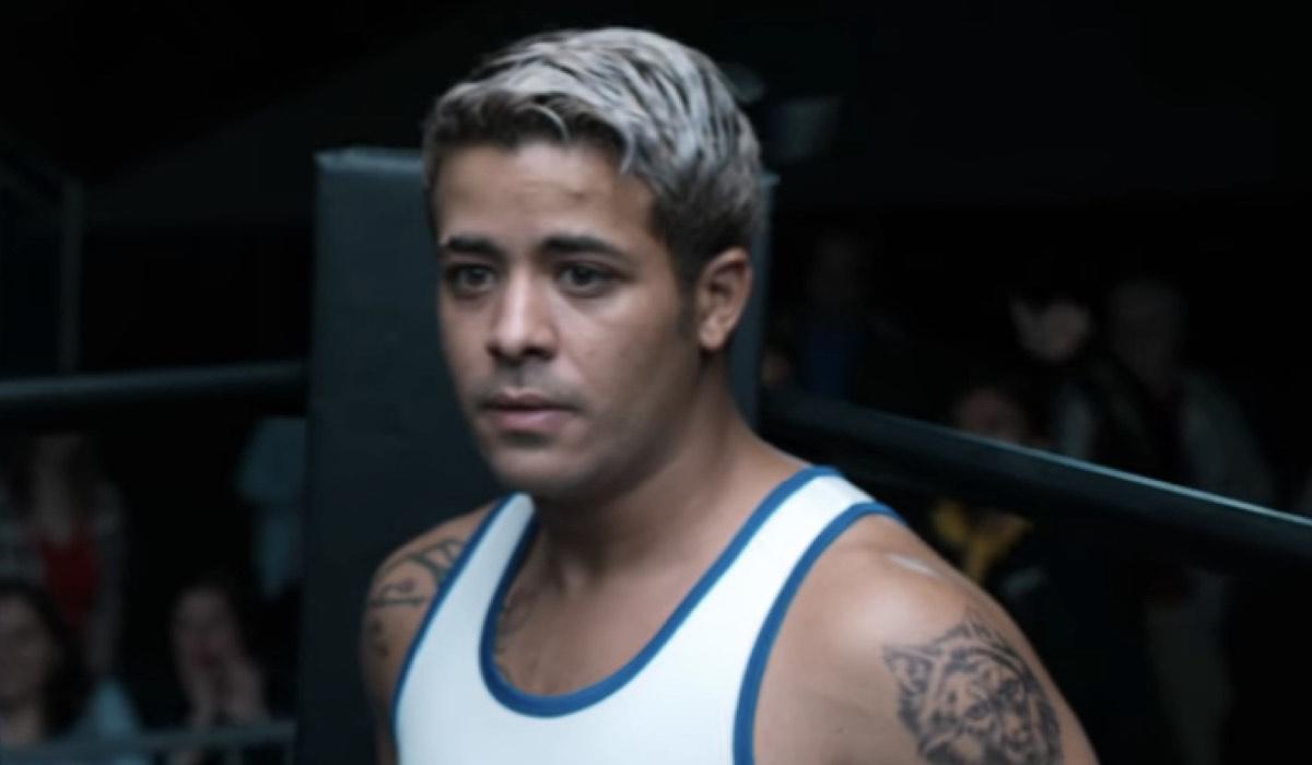 Christian Navarro nei panni di Tony Padilla in Tredici 4x05 Credits David Moir e Netflix © 2020