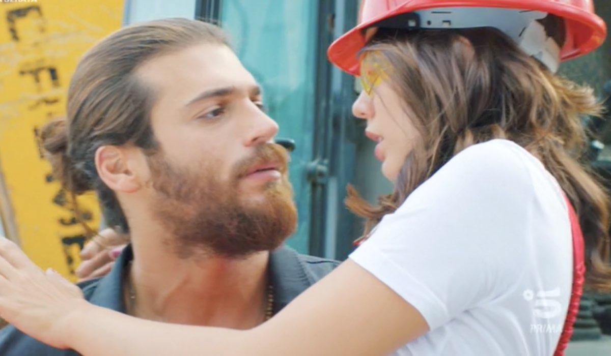 Daydreamer Can salva Sanem da una caduta nella puntata 11 Credits Mediaset
