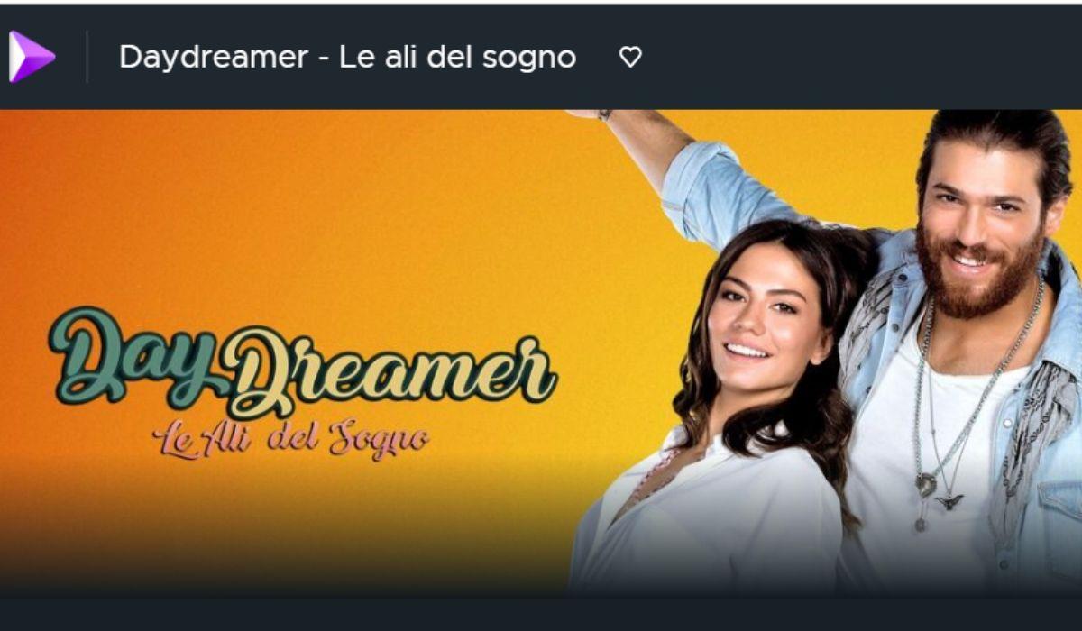 Daydreamer- Le ali del sogno è disponibile su Mediaset Play, Credits Mediaset
