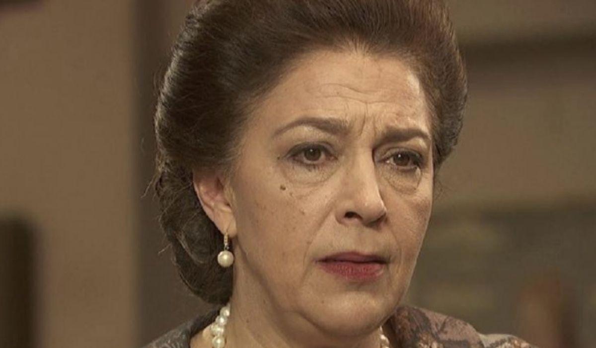 Dona Francisca nella prima stagione de Il Segreto Credits Mediaset