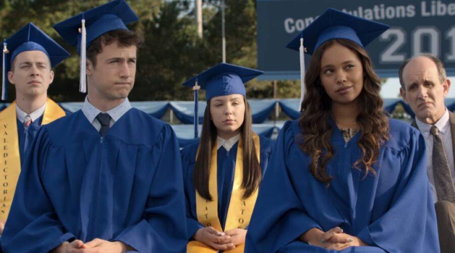 Dylan Minnette e Alisha Boe sono Clay Jensen e Jessica Davis Credits David Moir e Netflix © 2020