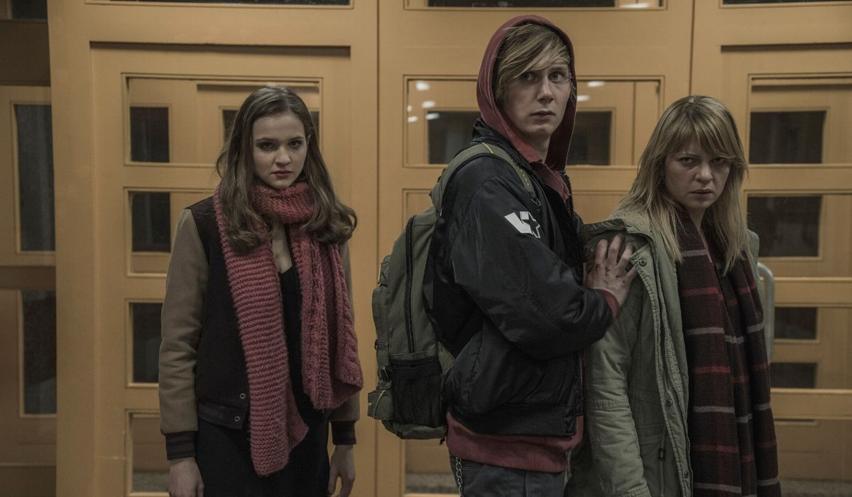 Foto dal set di Dark prima stagione, Credits Stefan Erhard e Netflix