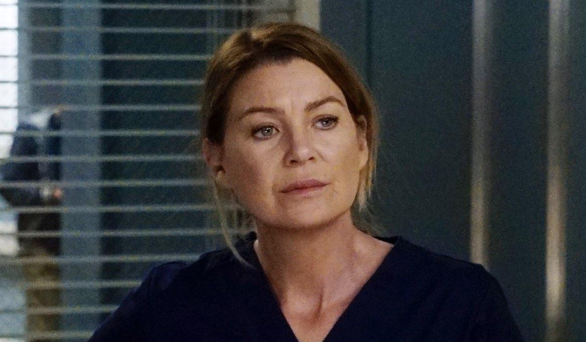 Grey's Anatomy Meredith Grey interpretata da Ellen Pompeo, qui nella stagione 16 Credits FOX e ABC