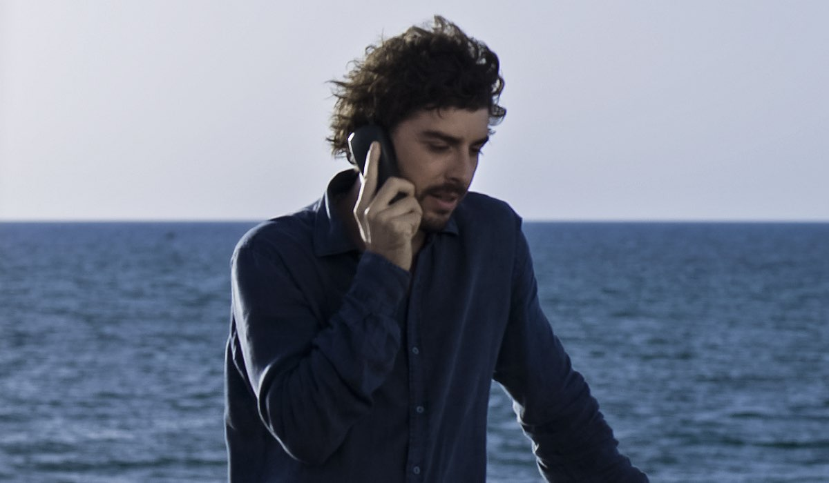 Il giovane Montalbano 2, qui Michele Riondino che interpreta Salvo Credits RAI e Fabrizio Di Giulio