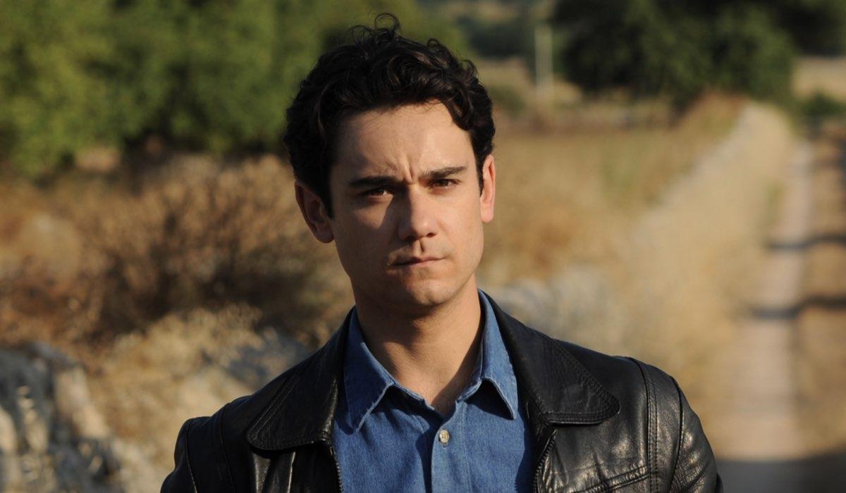 Il giovane Montalbano Beniamino Marcone interpreta Giuseppe Fazio Credits Fabrizio Di Giulio, Palomar e RAI