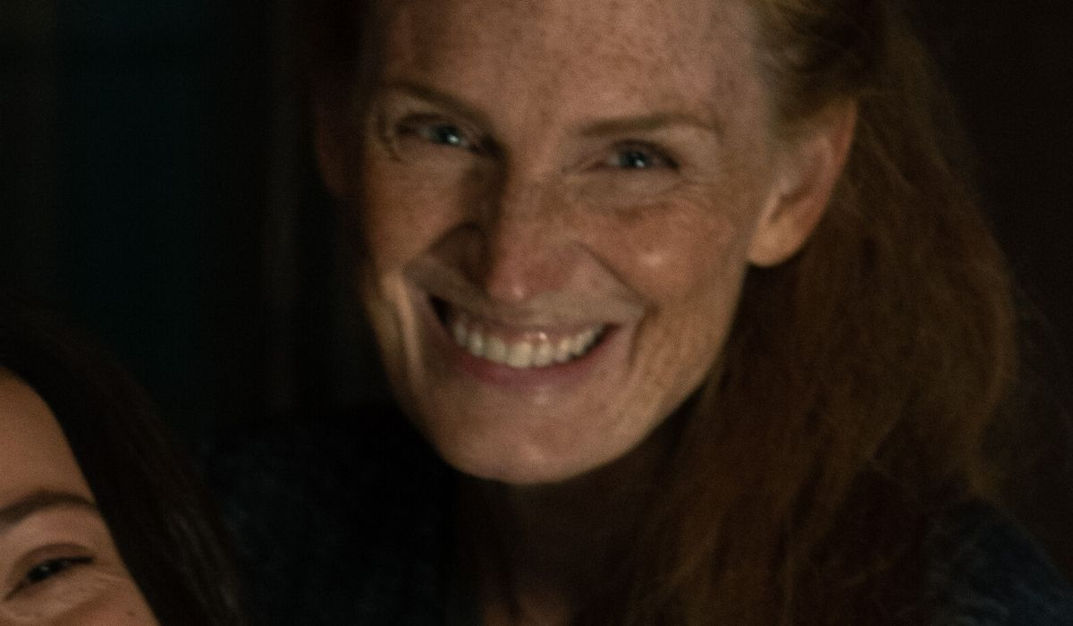Katja Lechthaler è Lili Raina in Curon serie tv, Credits Netflix
