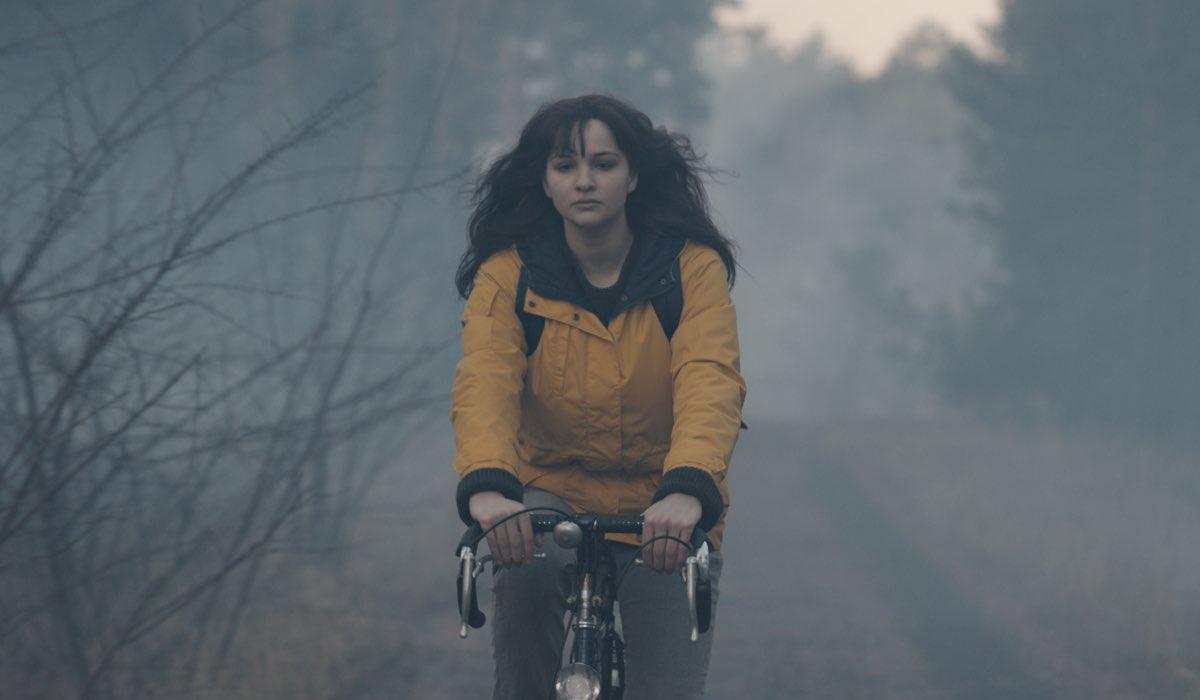 Lisa Vicari nei panni di Martha nella terza stagione di Dark. Credits Netflix