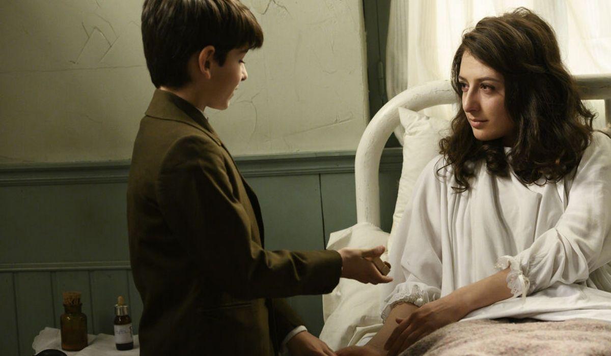 Lucia e Mateo in Una Vita Credits BOOMERANG TV