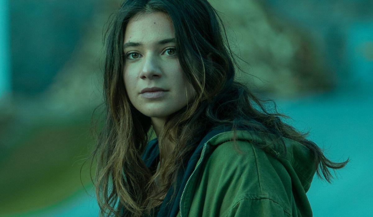 Margherita Morchio è Daria Raina in Curon serie tv Credits Netflix