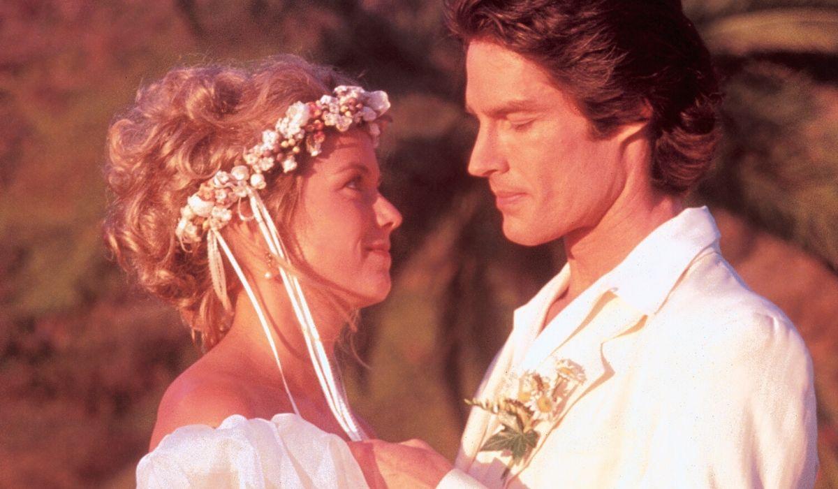 Matrimonio Brooke (Katherine Kelly Lang) e Ridge Forrester (Ronn Moss) Credits Mediaset