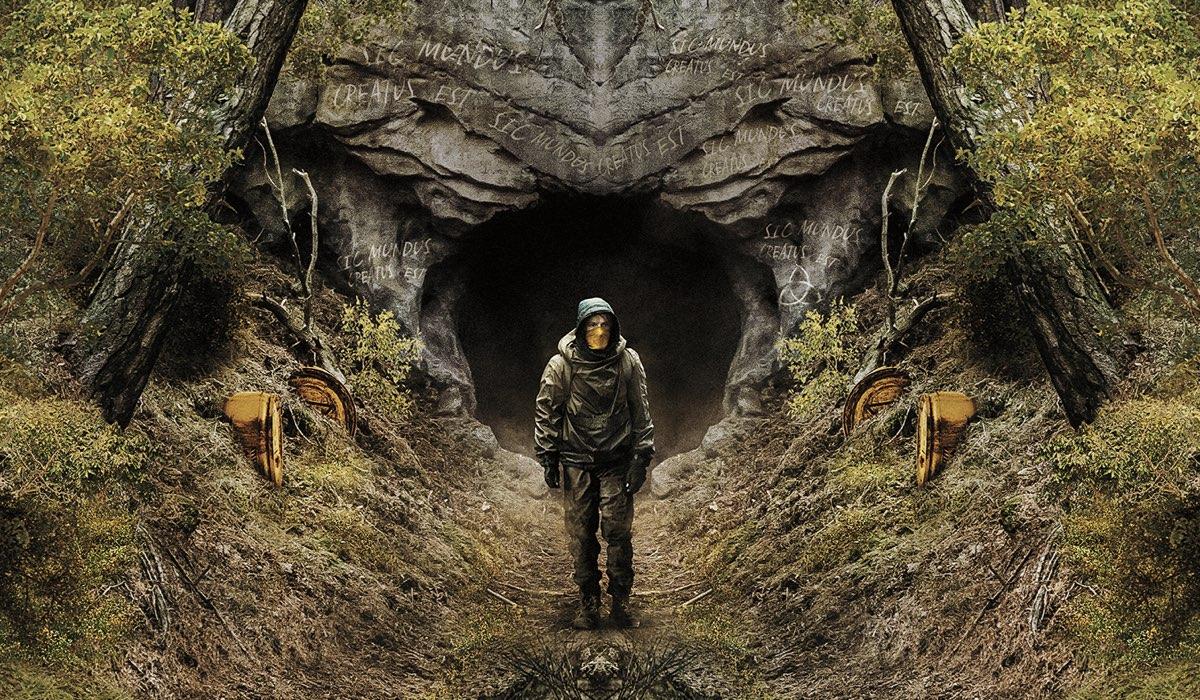 Poster della seconda stagione di Dark. Credits Netflix