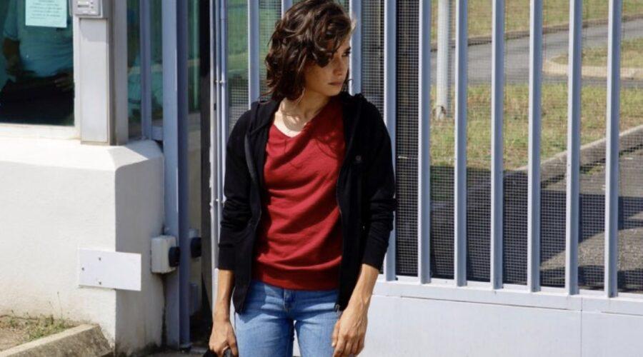 Rosy Abate 2 stagione, qui Giulia Michelini in una scena nei panni della protagonista Credits Mediaset
