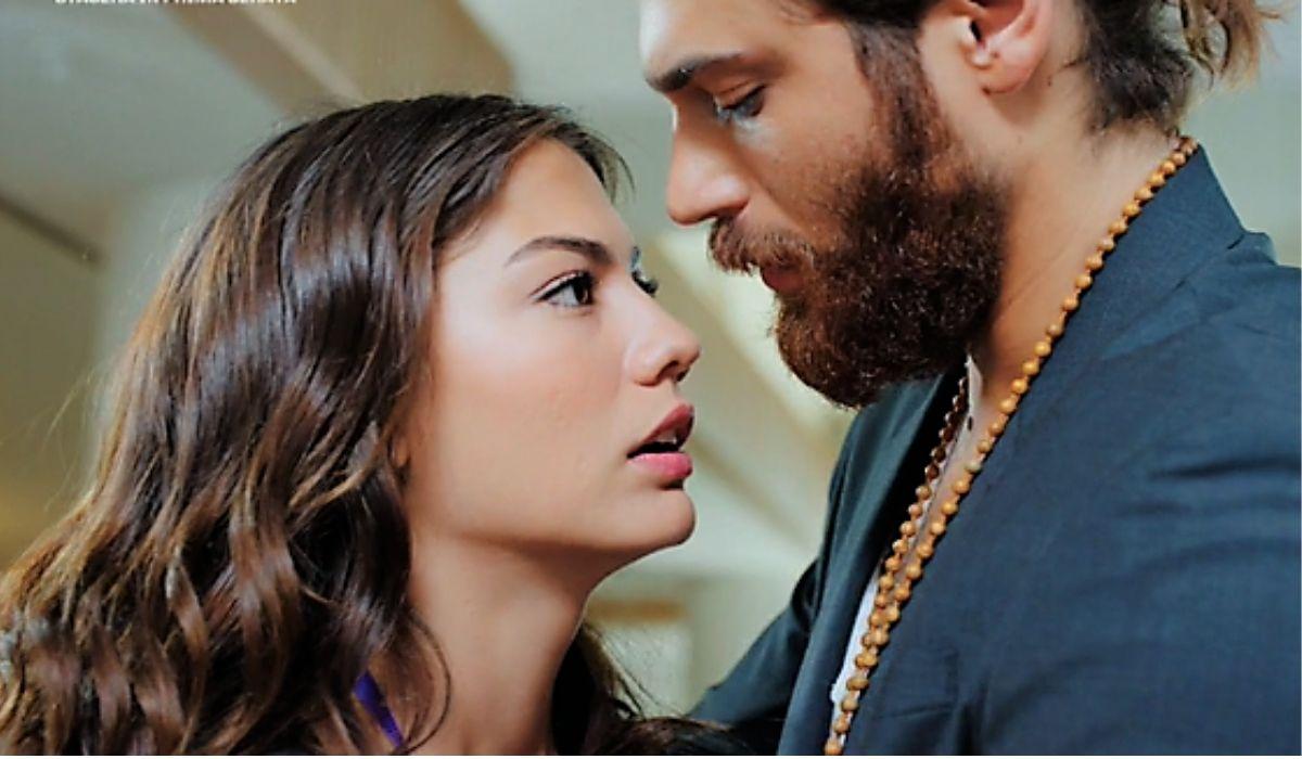 Sanem e Can nella quinta puntata di Daydreamer-Le ali del sogno Credits Mediaset