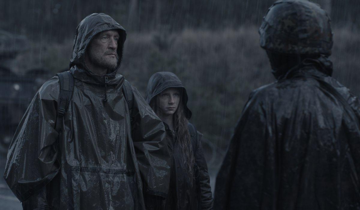 Stephan Kampwirth e Carlotta von Falkenhayn nella terza stagione di Dark. Credits Netflix