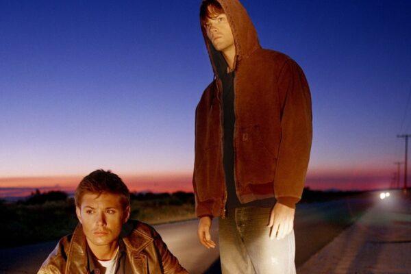 Supernatural 5 stagione Credits Spike