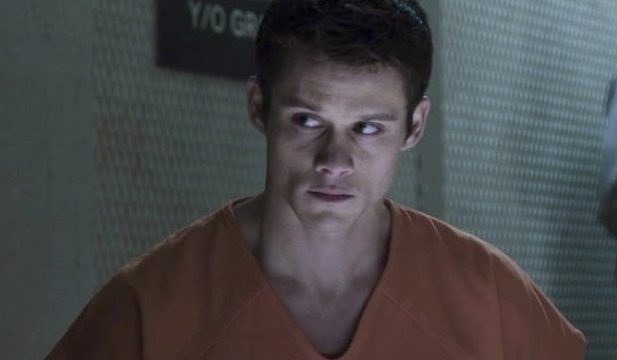 Tredici 3x13 Timothy Granaderos nei panni di Monty credits Netflix