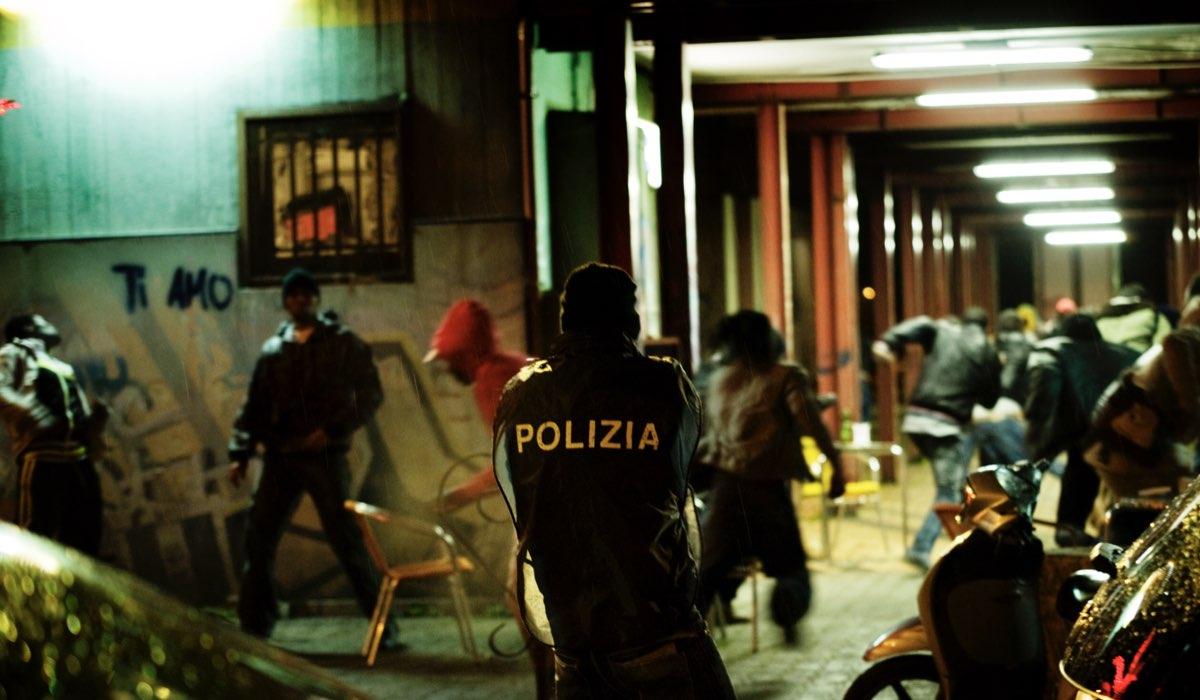 Una scena della stagione 1 di Gomorra Credits Emanuela Scarpa e SKY