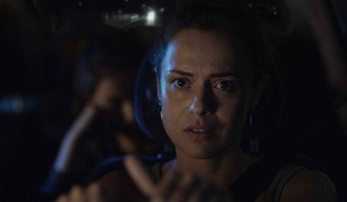 Anna (Valeria Bilello) in Curon. Credits Netflix