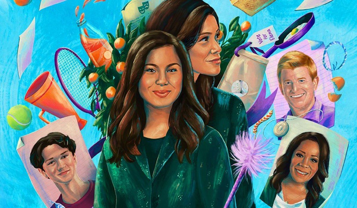 Key Art Di Elena, Diventerò Presidente 2 Stagione Credits: Disney Plus