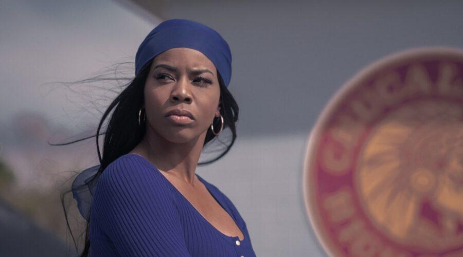 Brandee Evans interpreta Mercedes in P-Valley Credits Starzplay