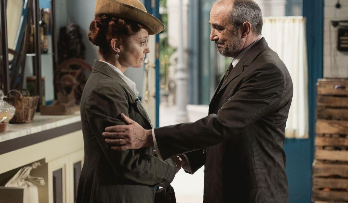 Carmen e Ramon in Una Vita Credits Boomerang Tv e Mediaset