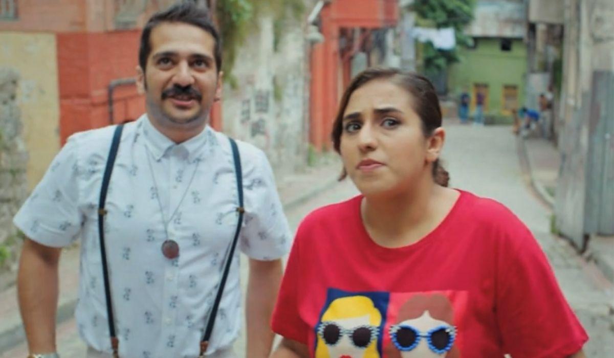 CeyCey e Ayhan in Daydreamer le ali del sogno episodio 17 Credits Mediaset