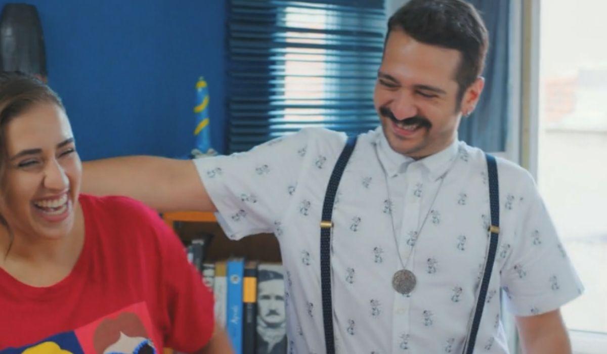 CeyCey e Ayhan per la primaDaydreamer le ali del sogno puntata 17 Credits Mediaset