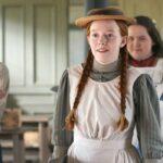 Chiamatemi Anna 3, Amybeth McNulty, Glenna Walters, Dalila Bela nel settimo episodio Credits Ken Woroner e Netflix
