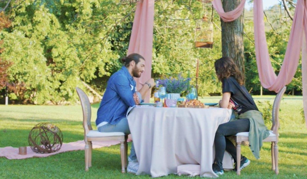 Daydreamer Can Yaman e Demet Özdemir interpretano Can e Sanem, qui nella puntata 34 Credits Mediaset