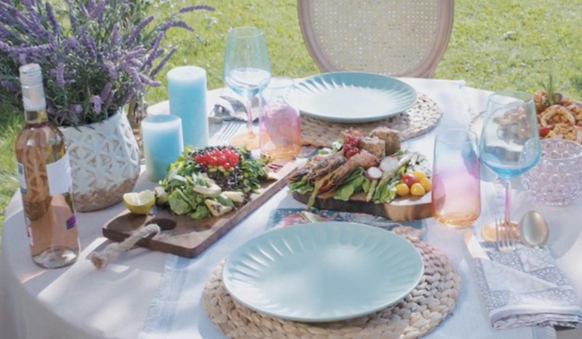 Daydreamer il pranzo da favola preparato da Can per Sanem nella puntata 34 Credits Mediaset