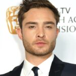 Ed Westwick al Virgin TV BAFTA Television Awards Credits Foto di David M Benett:Dave Benett e Getty Images