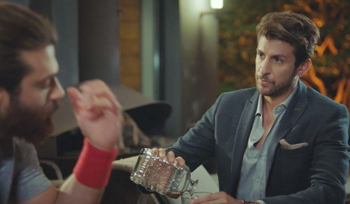 Emre scopre che Aylin è andato a cercarlo in Daydreamer puntata 21 Credits Mediaset