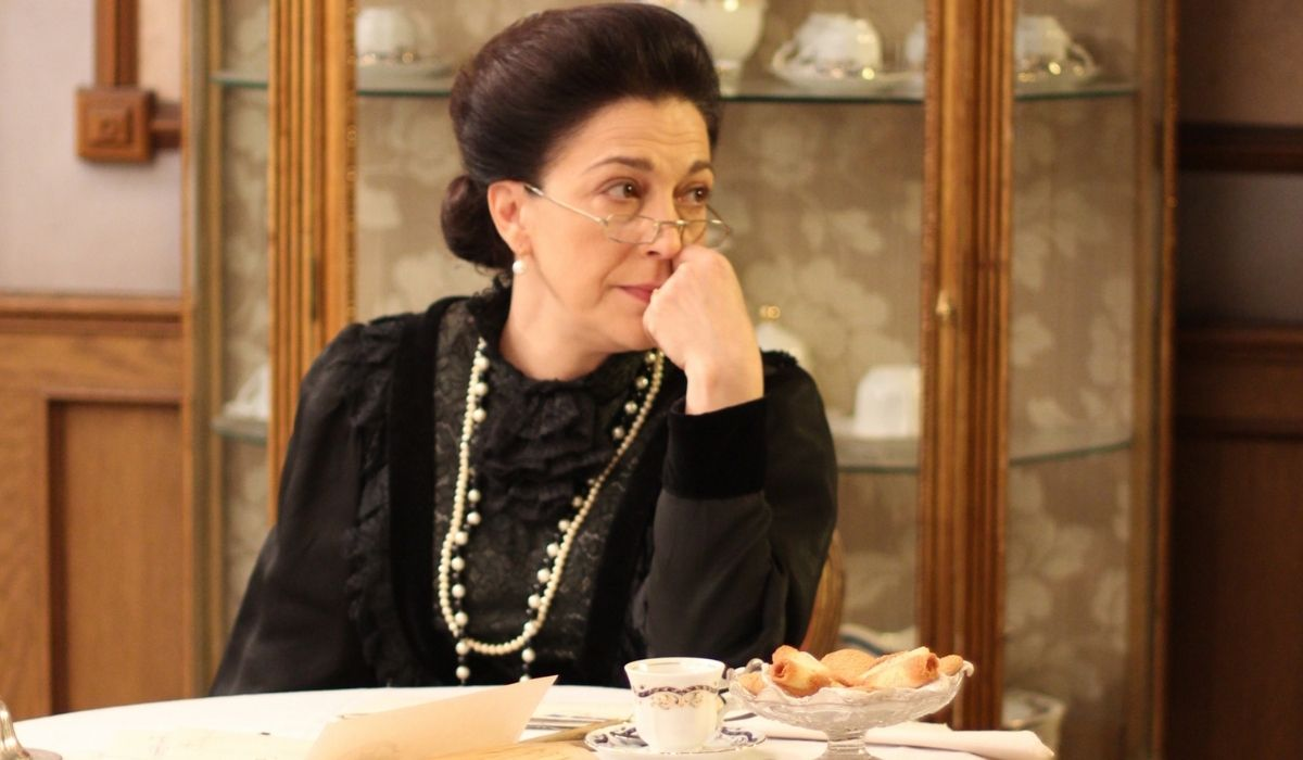 Francisca Montenegro ne Il Segreto Credits ATRESMEDIA TELEVISION e Mediaset