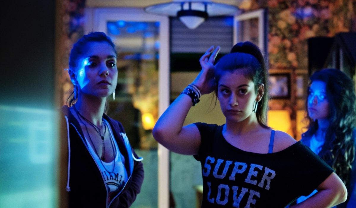 Gomorra 2 con Cristiana Dell'Anna che interpreta Patrizia foto Credits Emanuela Scarpa e SKY